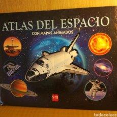 Libros: ATLAS DEL ESPACIO. Lote 293459533