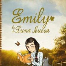 Libros: NARRATIVA. JUVENIL. EMILY, LA DE LUNA NUEVA - LUCY MAUD MONTGOMERY. Lote 243814165