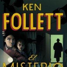 Libros: INFANTIL. JUVENIL. EL MISTERIO DE LOS ESTUDIOS KELLERMAN - KEN FOLLETT (CARTONÉ). Lote 45992042