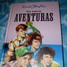 Libros: ENID BLYTON LAS MEJORES AVENTURAS. Lote 58017796