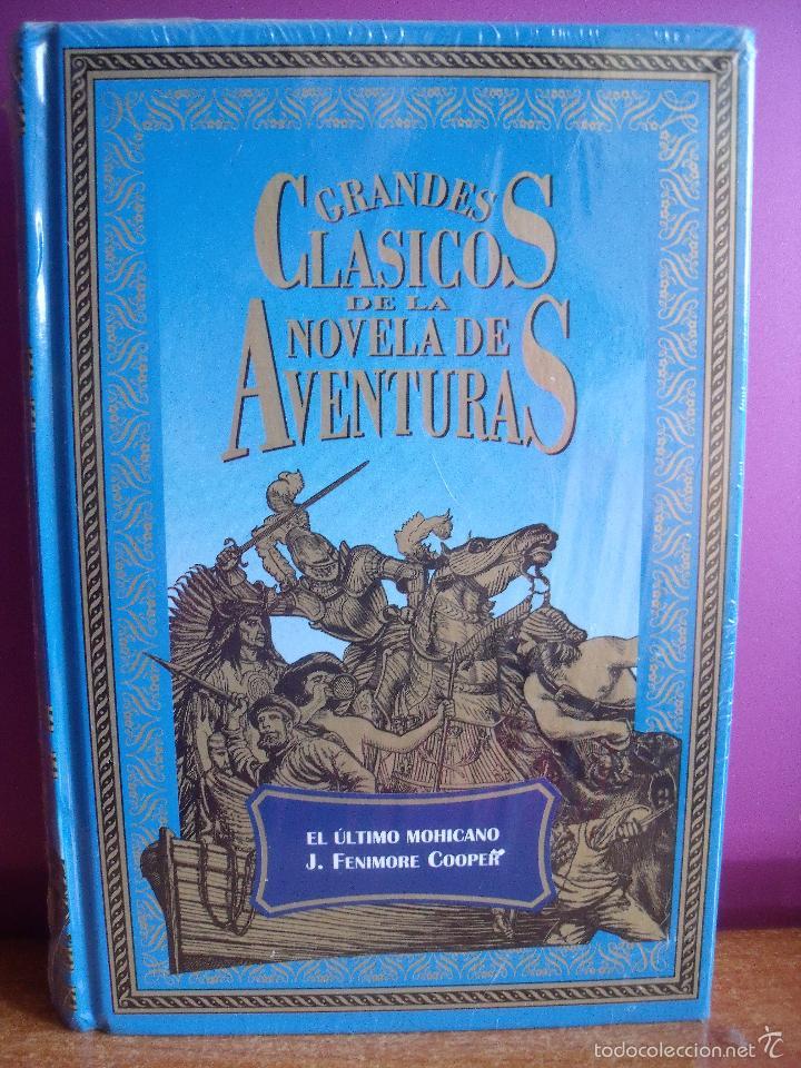EL ULTIMO MOHICANO -- J.FENIMORE COOPER (Libros Nuevos - Literatura Infantil y Juvenil - Literatura Juvenil)