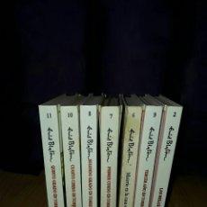 Libros: LOTE DE LIBROS DE ENID BLYTON EDITORIAL MOLINO. Lote 83590466
