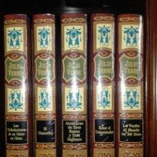 Libros: JULIO VERNE NOVELAS. Lote 89780232