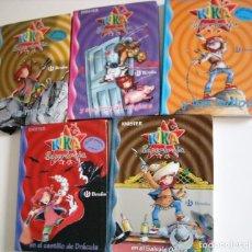 Libros: 5 LIBROS DE KIKA. Lote 90193460