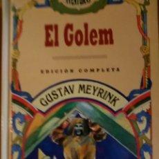 Livres: EL GOLEM. Lote 112336539