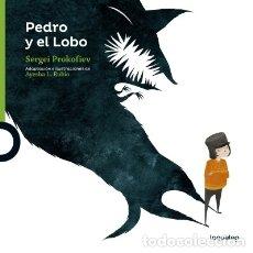 Libros: PEDRO Y EL LOBO SANTILLANA EDUCACIÓN, S.L.. Lote 95570611