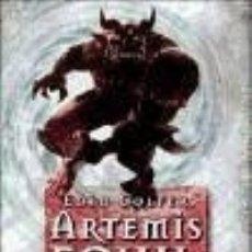 Libros: LA CUENTA ATRÁS.ARTEMIS FOWL 05. MONTENA. Lote 95570755