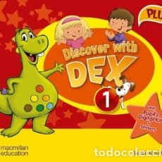 Libros: DISCOVER WITH DEX 1 PUPIL´S BOOK PACK PLUS MACMILLAN. Lote 95711540