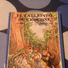 Libros: LIBROJUEGO S.O.S. TU LIBRO JUEGO DE AVENTURAS EL LABERINTO DE KROCHNE 20 EDICIONES JUCAR . Lote 98502351