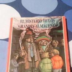 Libros: LIBROJUEGO S.O.S. TU LIBRO JUEGO DE AVENTURAS EL MISTERIO DE LOS GRANDES ALMACENES 14 EDI JUCAR. Lote 98502735