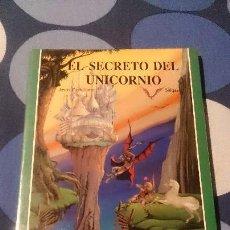 Libros: LIBROJUEGO S.O.S. TU LIBRO JUEGO DE AVENTURAS EL SECRETO DEL UNICORNIO 3 EDICIONES JUCAR . Lote 98503235