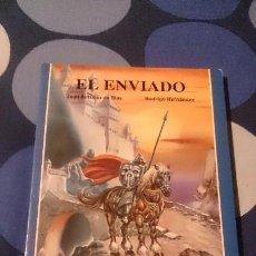 Libros: LIBROJUEGO S.O.S. TU LIBRO JUEGO DE AVENTURAS EL ENVIADO 8 EDICIONES JUCAR . Lote 98503367
