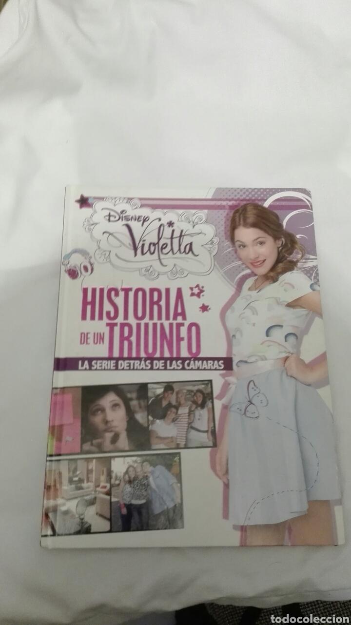 VIOLETTA,SECRETOS DE LA SERIE (Libros Nuevos - Literatura Infantil y Juvenil - Literatura Juvenil)