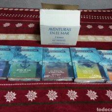 Libros: AVENTURAS EN EL MAR. Lote 99298228