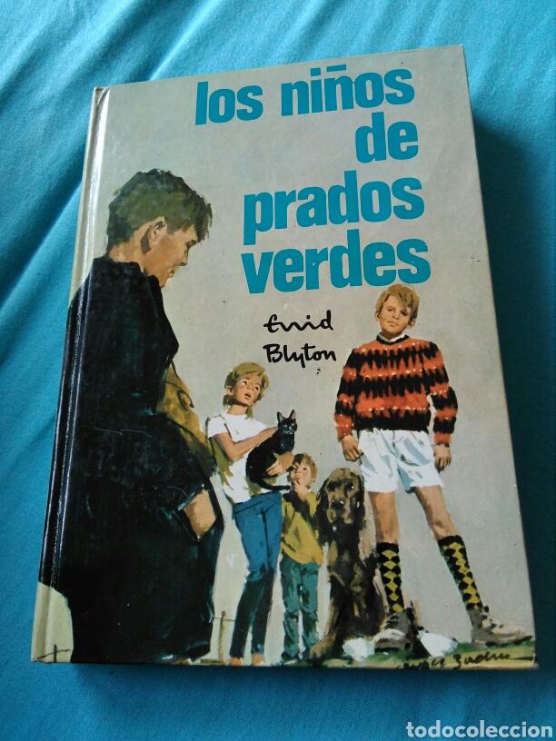 LIBRO LOS NIÑOS DE PRADOS VERDES. ENID BLYTON. ED MOLINO. 1966 (Libros Nuevos - Literatura Infantil y Juvenil - Literatura Juvenil)