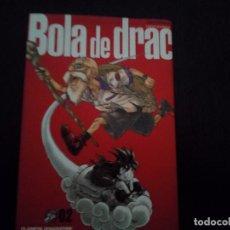 Livres: MANGA DRAGON BALL VOL. 2 BOLA DE DRAC CAT.. Lote 100998443