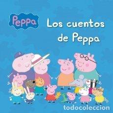 Libros: LOS CUENTOS DE PEPPA. Lote 109365427