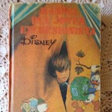 Libros: MANUEL DEL JOVEN EXCURSIONISTA - DISNEY. Lote 112462867
