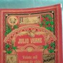 Libros: LIBRO JULIO VERNE EDICION ESPECIAL CENTENARIO. Lote 112812762
