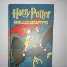 Libros: HARRY POTTER Y EL PRISIONERO DE AZKABAN. 1999-2000.. Lote 112879255
