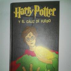 Libros: HARRY POTTEY Y EL CÁLIZ DE FUEGO.. Lote 112879506