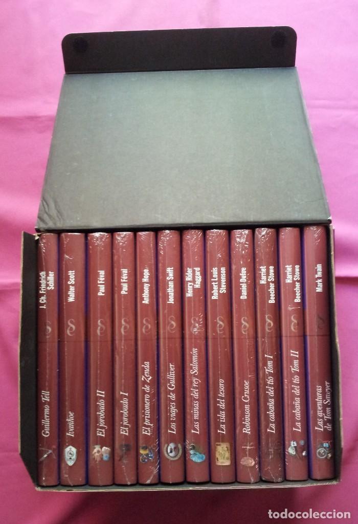 COLECCION LA GRAN AVENTURA - SIGNO EDITORES 12 TOMOS NUEVOS SIN ABRIR. (Libros Nuevos - Literatura Infantil y Juvenil - Literatura Juvenil)