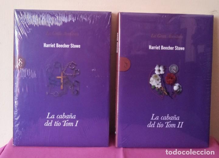 Libros: COLECCION LA GRAN AVENTURA - SIGNO EDITORES 12 TOMOS NUEVOS SIN ABRIR. - Foto 8 - 113431627