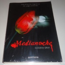 Libros: MEDIANOCHE POR CLAUDIA GRAY. Lote 115378135
