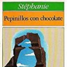 Livros: PEPINILLOS CON CHOCOLATE. Lote 115608019