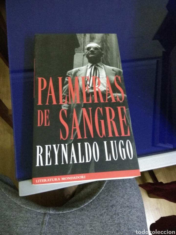 LIBRO PALMERAS DE SANGRE ,( REINALDO LUGO) (Libros Nuevos - Literatura Infantil y Juvenil - Literatura Juvenil)
