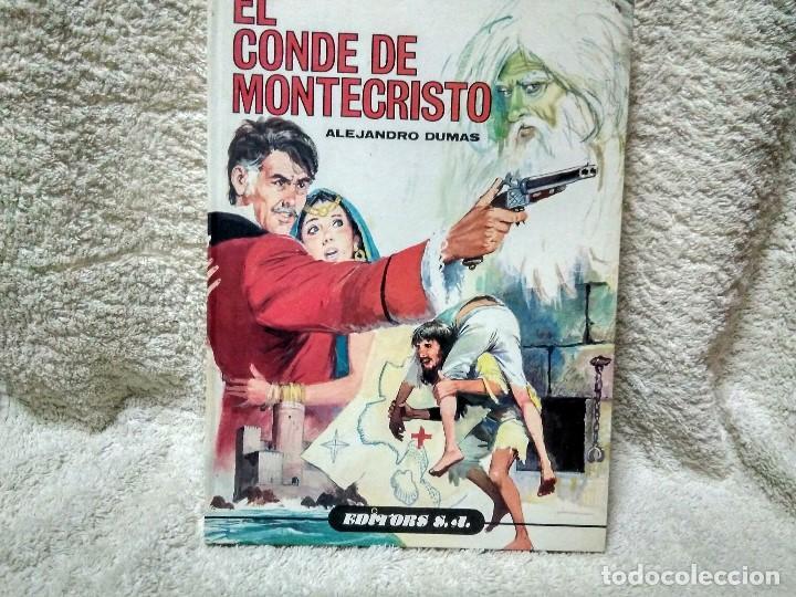 EL CONDE DE MONTECRISTO (Libros Nuevos - Literatura Infantil y Juvenil - Literatura Juvenil)