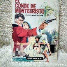 Libros: EL CONDE DE MONTECRISTO. Lote 118112759