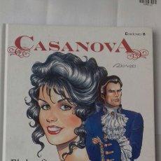 Libros: CASANOVA. EL DESAFÍO. Lote 122247932