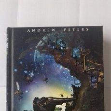 Libros: ANDREA PETERS. EL BOSQUE DE LOS CUERVOS. Lote 122250354