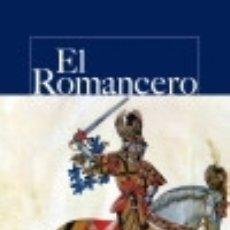 Libros: EL ROMANCERO CASTALIA EDICIONES. Lote 67912015