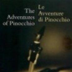 Libros: LE AVVENTURE DI PINOCCHIO UNIVERSITY PRESSES OF CA. Lote 71010130