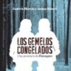Livros: LOS GEMELOS CONGELADOS ANAYA. Lote 70796509