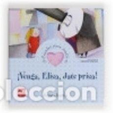 Livres: VENGA, ELISA, DATE PRISA EDICIONES SM. Lote 83402691