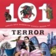 Libros: EL TERROR. Lote 128343132