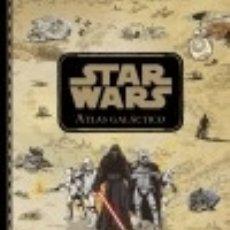 Libros: STAR WARS. ATLAS GALÁCTICO. Lote 128424112