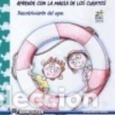 Libros: APRENDE CON LA MAGIA DE LOS CUENTOS: DESCUBRIMIENTO DEL AGUA.. Lote 128603838