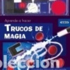 Libros: TRUCOS DE MAGIA. Lote 128624787