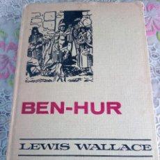 Libros: LIBRO BEN-HUR. Lote 128706271