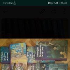 Libros: COLECCION COMPLETA DE LOS CINCO DE ENYD BLYTON. Lote 131068381