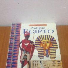 Libros: ANTIGUO EGIPTO PARRAMON. Lote 131122555