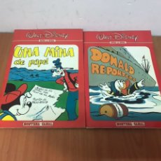 Libros: LOTE WALT DISNEY . MONTENA - CANAL. Lote 132387106