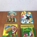 Libros: LOTE DE CUENTOS ANTIGUOS Y MÁS VER FOTOS. Lote 132390790