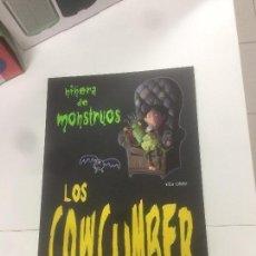 Libros: NIÑERA DE MONSTRUOS, N. 4, LOS COWCUMBER, KES GRAY. Lote 133616730