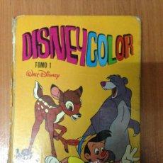 Libros: CUENTO DISNEY COLOR TOMO 1 1977. Lote 134871007
