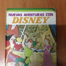 Libros: NUEVAS AVENTURAS CON DISNEY - SUSAETA - 1976. Lote 134871091